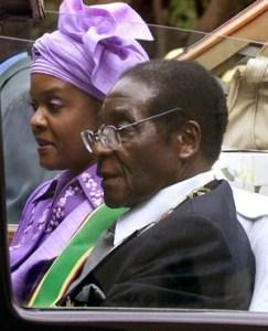 Zimbabwe Follows Robert Mugabe's Health by Following His Plane