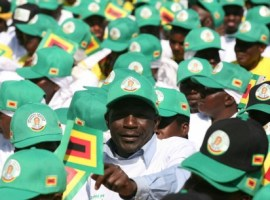 Suspended Zanu PF MPs return to the fold