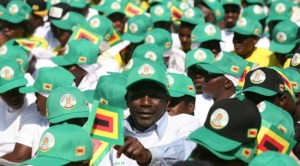 Zanu PF splits in the Midlands