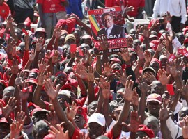 Will government crush Tsvangirai's MDC demo?