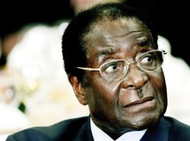 Lockdown: Mugabe's brute force on show