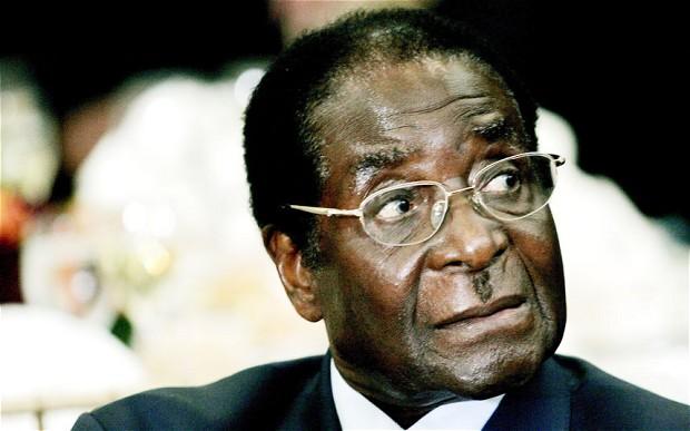 Lockdown: Mugabe's brute force on show