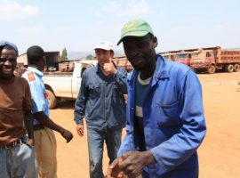 Chinese farmers take over former white-owned farms in Zimbabwe to cash in on tobacco
