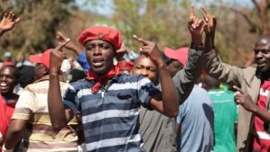 Mugabe opponents 'ready for fresh demos after police ban'