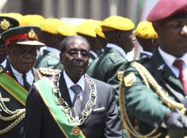 Why is Mugabe still in power?