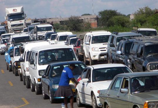 Fund-raising? Mugabe approves hike in traffic fines