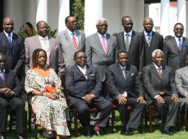 Mugabe Secrets: Ministers Cellphones Taken Away