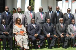 Mugabe Secrets: Ministers Cellphones Taken Away