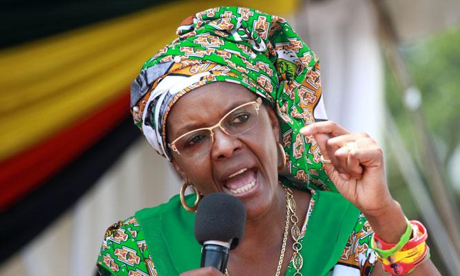 Grace, Mnangagwa rift widens