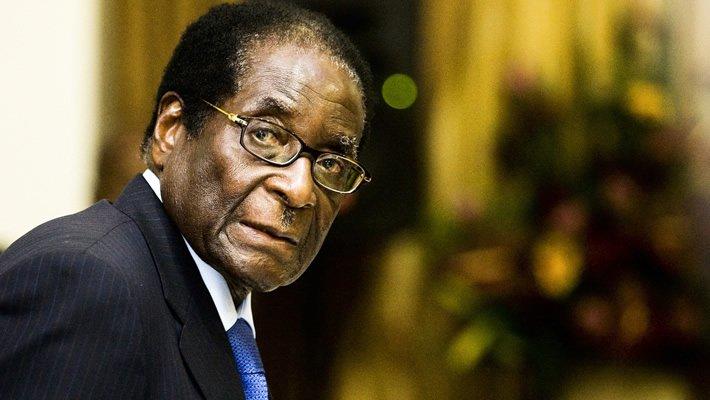 Robert Mugabe says 'disgraceful' Zimbabwe coup must be undone