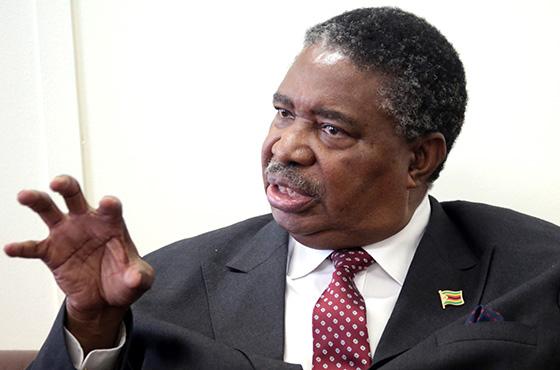 Mphoko: Mugabe must clean his mess