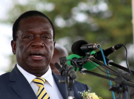 Mnangagwa placed under US sanctions
