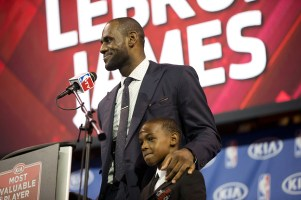 Lebron James Is Annoyed His 10-Year-Old Son Is Already Getting Recruited
