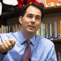 Scott Walker takes on media feeding frenzy about alleged 'criminal scheme'