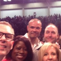 See the #FreePAC version of the Ellen DeGeneres Oscar selfie