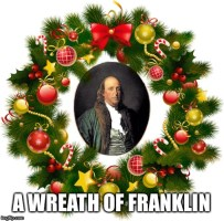 A Wreath of Franklin