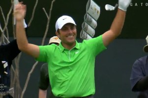 Golf Fans In Phoenix Went Nuts After This Epic Hole-In-One