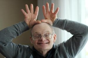 Nothing Has Made Me Smile As Much As This 65 Year Old With Down Syndrome. He's AWESOME.
