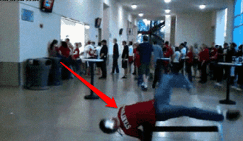 These 29 People Learned About Gravity The Hard Way. How's The Kid In #2 Even Alive?!