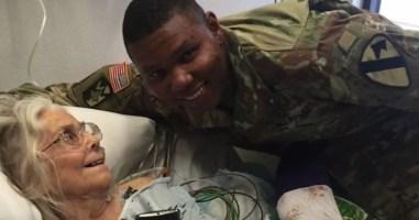 After She Fell Ill With Cancer, These Soldiers Did Everything In Their Power To Help