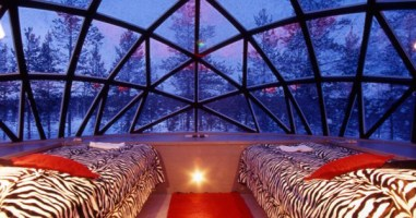 I Want To Go To There... These Are The  20 Coolest Hotel Rooms In The World.