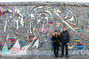 The Very Best Art On The Berlin Wall, According To Tourists
