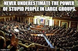 Blame congress