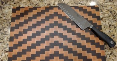 I've Never Been Jealous Of Someone's Cutting Board, But This One Is So Beautiful