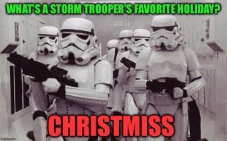 Star Wars Holidays