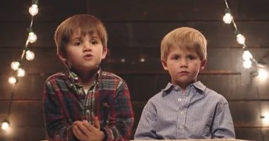 Kids Telling The Story Of Christmas Are The Best Narrators Ever