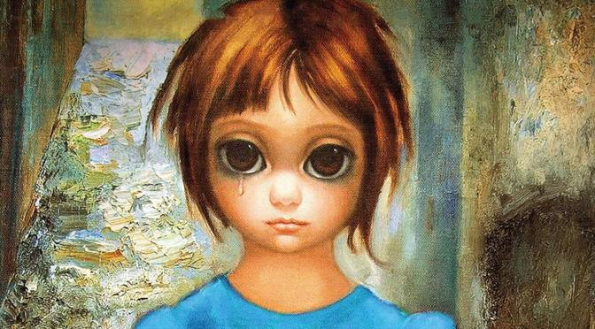 Big eyes (2014) – un bodrio Burton signature