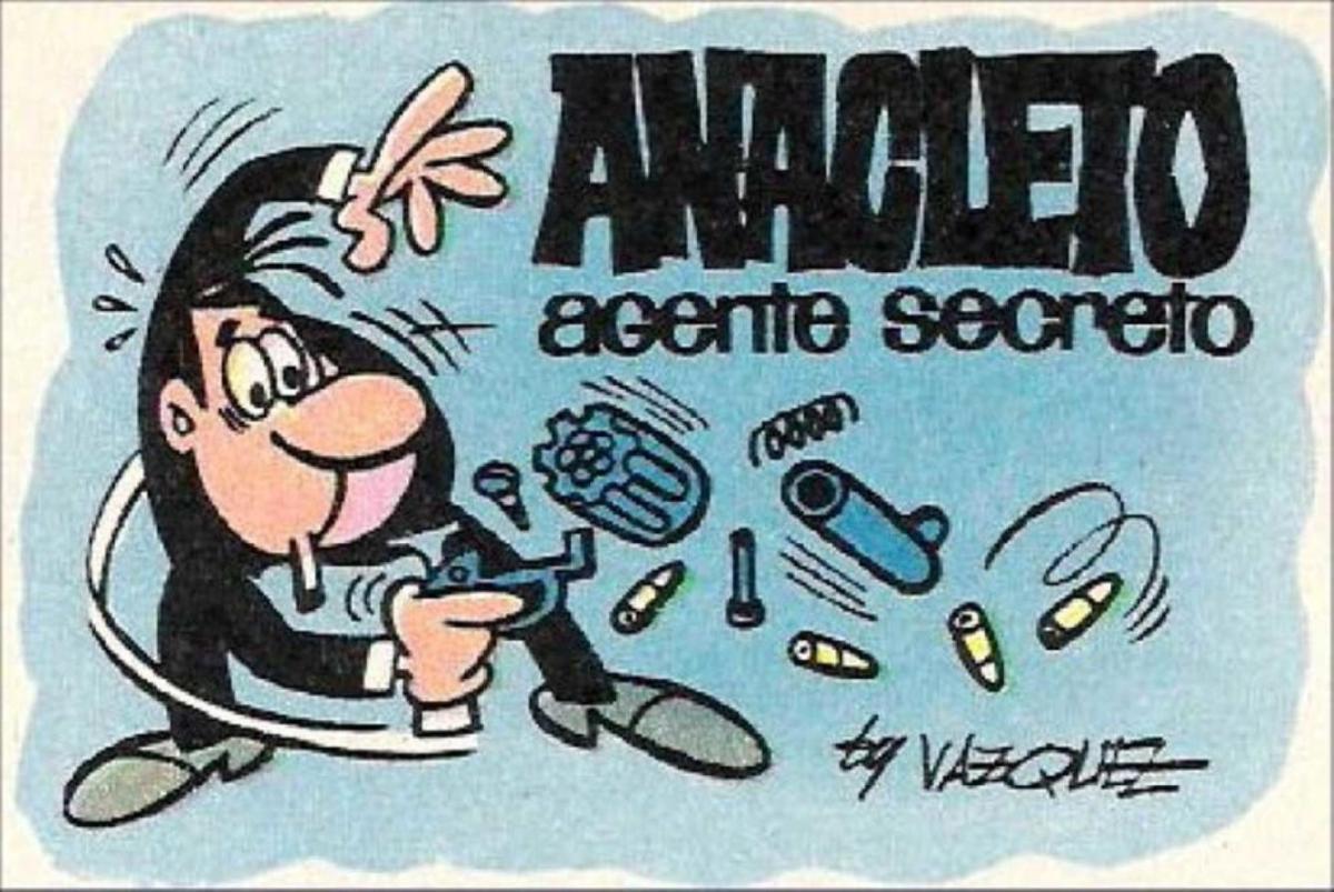 Anacleto: Agente secreto (2015), con licencia para aburrir