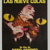 """""""El gato de las nueve colas"""" (1971) - otra obra maestra de Argento"""