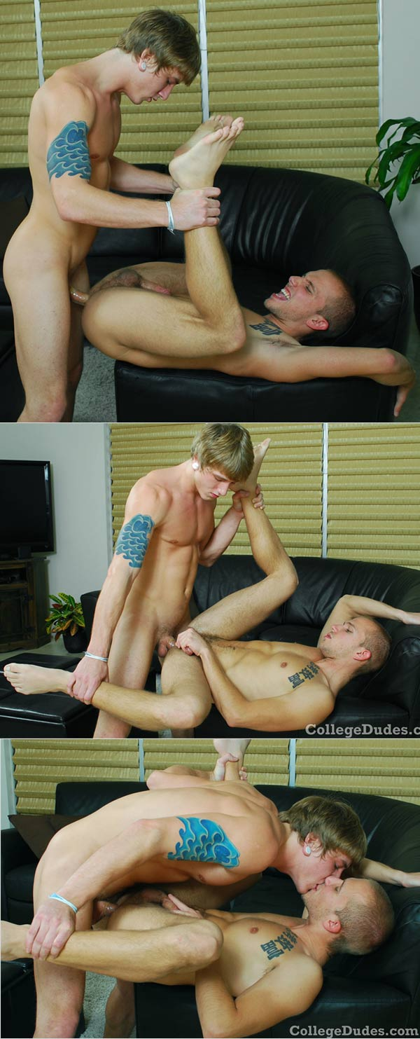 Tom Faulk Fucks Rob Ryder at CollegeDudes.com