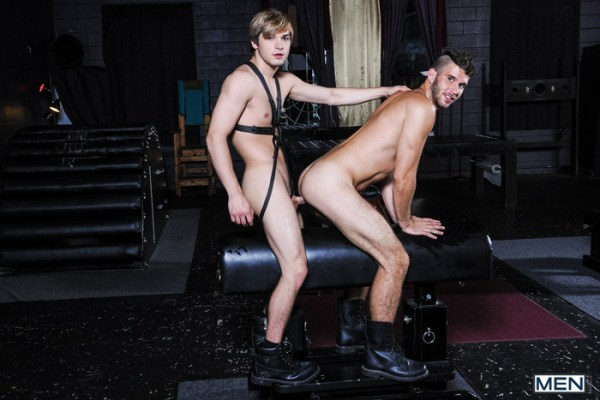 I'm Leaving You (Johnny Rapid and Jimmy Fanz Flip-Fuck) (Part 2) at Drill My Hole