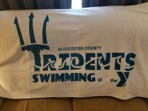 Beach Towels for YMCA Swim Team
