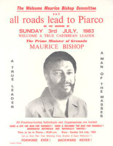 grenada_welcomemauricebishop