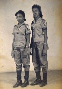 Norma & Daysi Guillard, 1961.