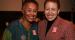 Judy Richardson and Beverly Daniel Tatum