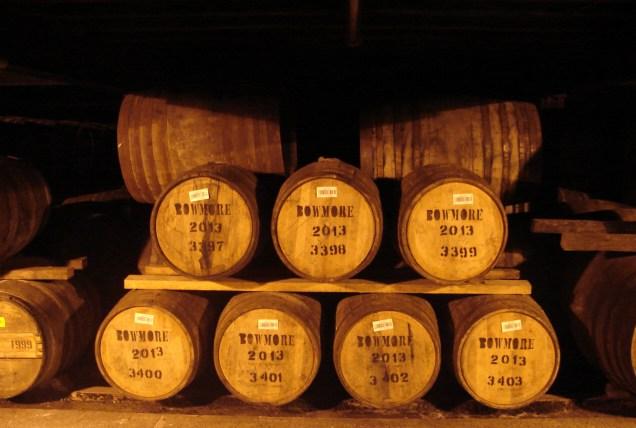To stąd pochodzą najlepsze whisky takie jak Black Bowmore, Sea Dragon czy ostatnio MIzunara