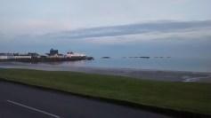 Widok na terminal portowy