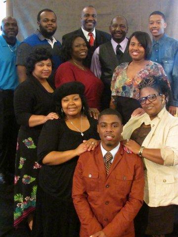 Praise Team 1