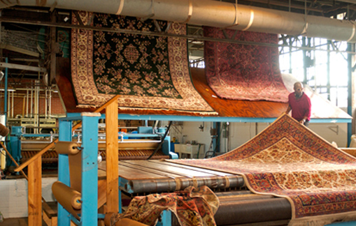 rug-cleaning-at-zip-rug-factory
