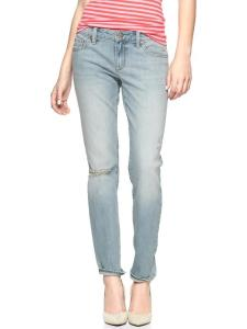 Summer Must-Have:  Light colored jeans