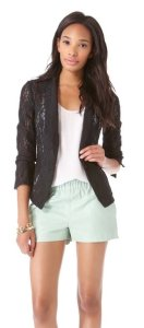 Juicy Coutour Lace Blazer