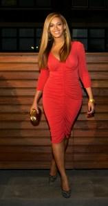 Beyonce Pear Shape
