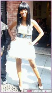 Brandy & Ray J Leave Wendy Williams Appearance