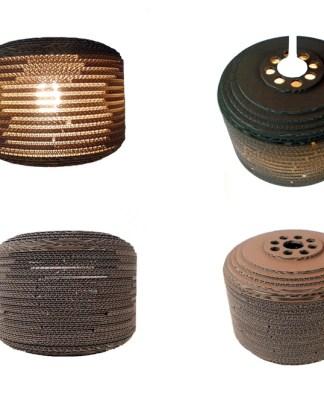BECZKA 303 - LAMPA Z KAROTNU