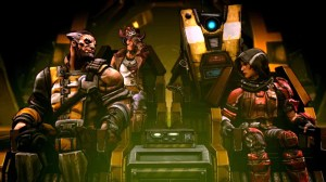 Kammerjäger in Borderlands: The Pre-Sequel (PC)