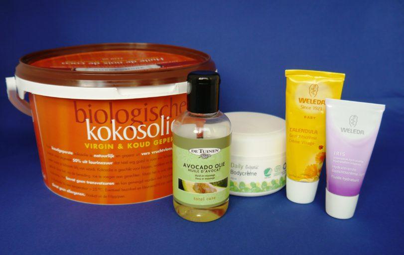 natuurlijke lichaamsverzorging